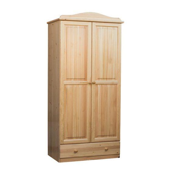 Gold 2 ajtós, 1 fiókos szekrény