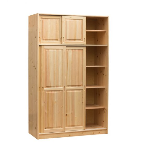 Gold 3 ajtós (tolóajtós) szekrény
