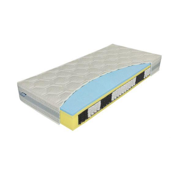 Polárgél táskarugós matrac