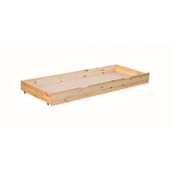 Gurulós ágyneműtartó 198 cm-es