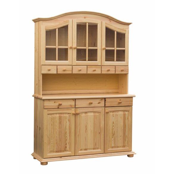 Gold 3 ajtós tálaló szekrény