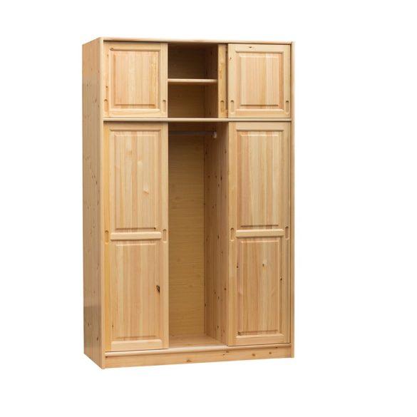 Fruzsi 3 ajtós (tolóajtós) szekrény
