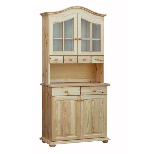 Gold 2 ajtós tálaló szekrény