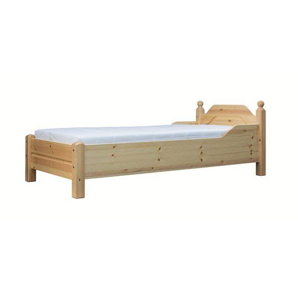 Riva ágyneműtartós heverő, alacsony lábvéggel