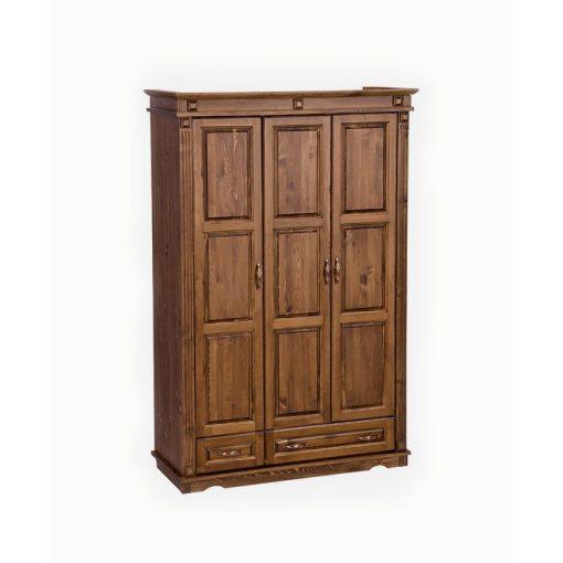 MS 3 ajtós, 2 fiókos szekrény CLA 232