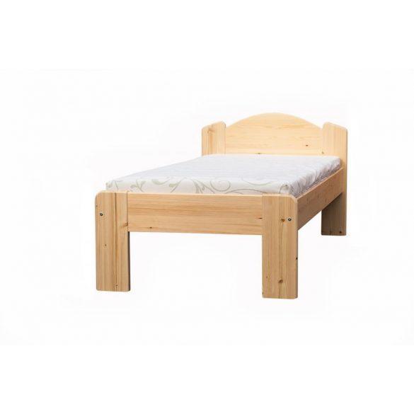Zsombor ágy +10 cm-el magasabb fekvőfelülettel