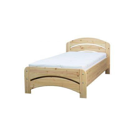 Gála  egyszemélyes fenyő ágy