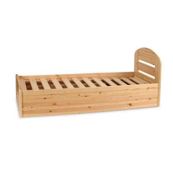 Anikó egyszemélyes gázrugós ágy