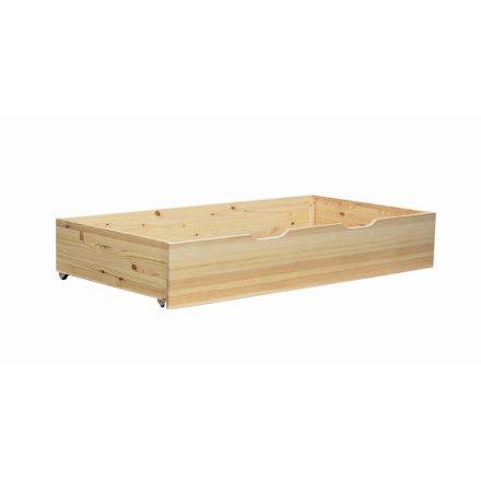 Zsófi ágyhoz gurulós ágyneműtartó