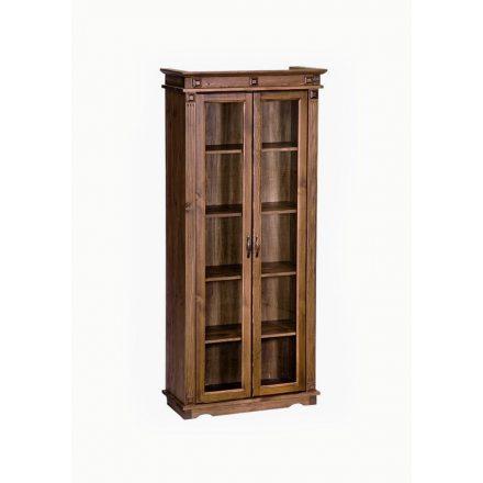 MS vitrin szekrény CLA263