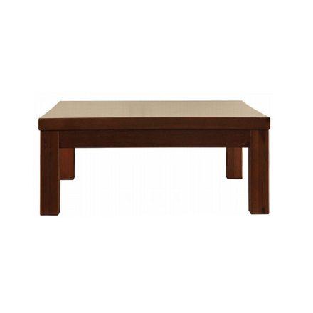 Szilaj fenyő dohányzó asztal 80x80 cm