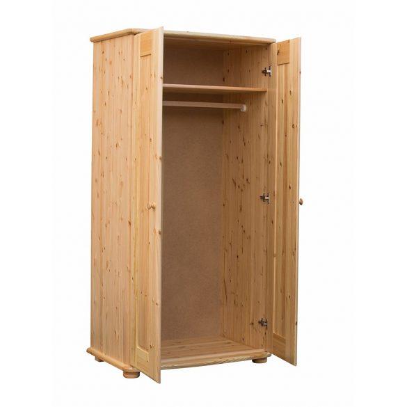 Viki 2 ajtós szekrény