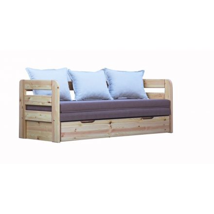 Lilla fenyő kanapéágy