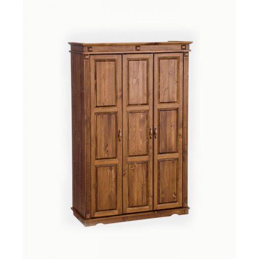 MS antik 3 ajtós szekrény CLA231