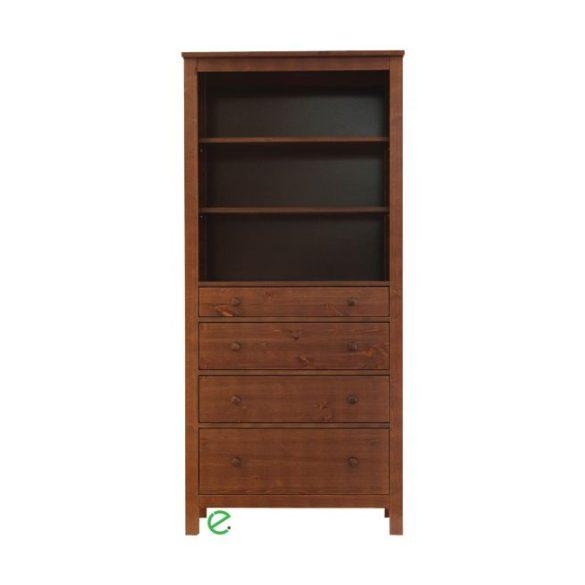 Szilaj 4 fiókos nyitott szekrény