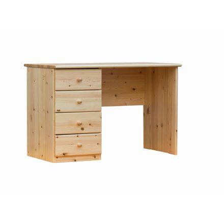 Marcus 4 fiókos, 110 cm széles íróasztal