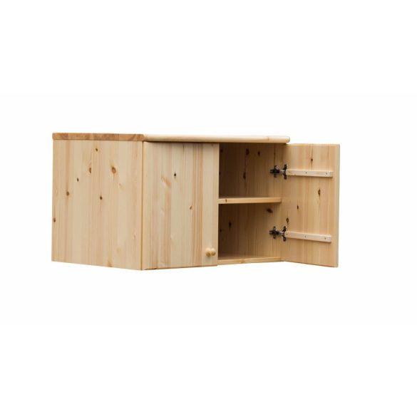 Claudia 2 ajtós szekrény magasító (62 cm mély)