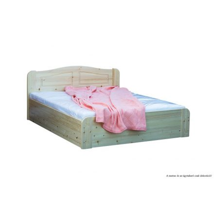 Liza ágyneműtartós francia ágy ( gázrugós )