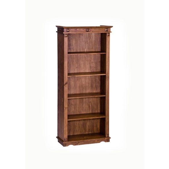 MS nyitott könyves szekrény CLA261